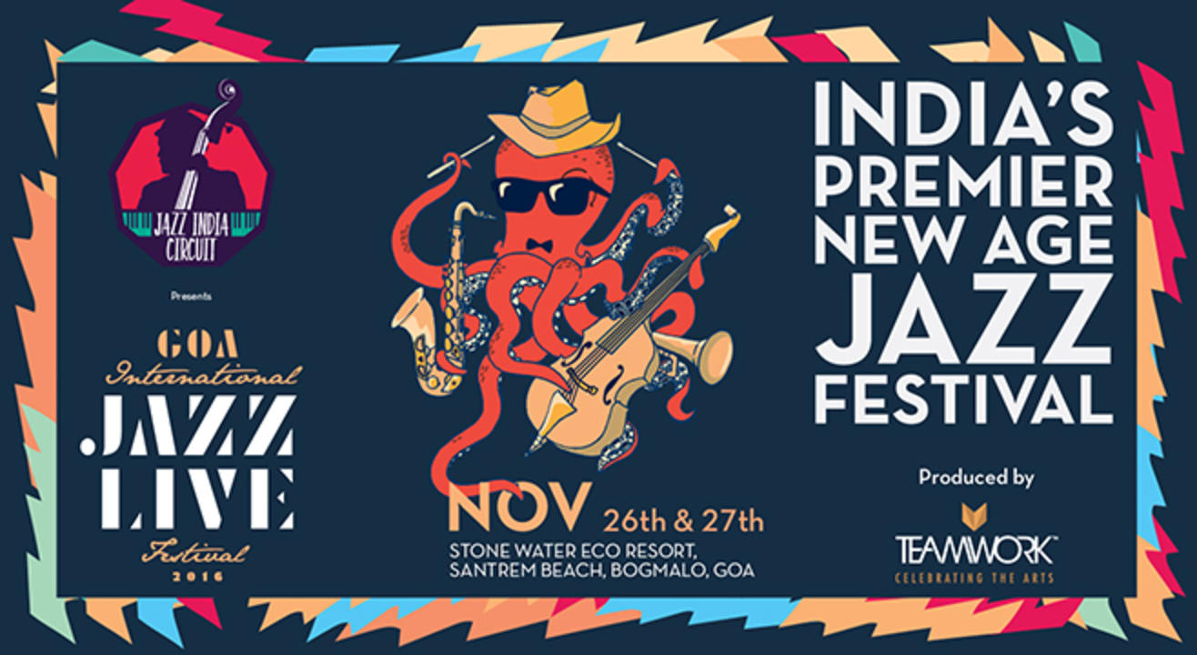 Jazz India Circuit presents Goa International Jazz Live Festival