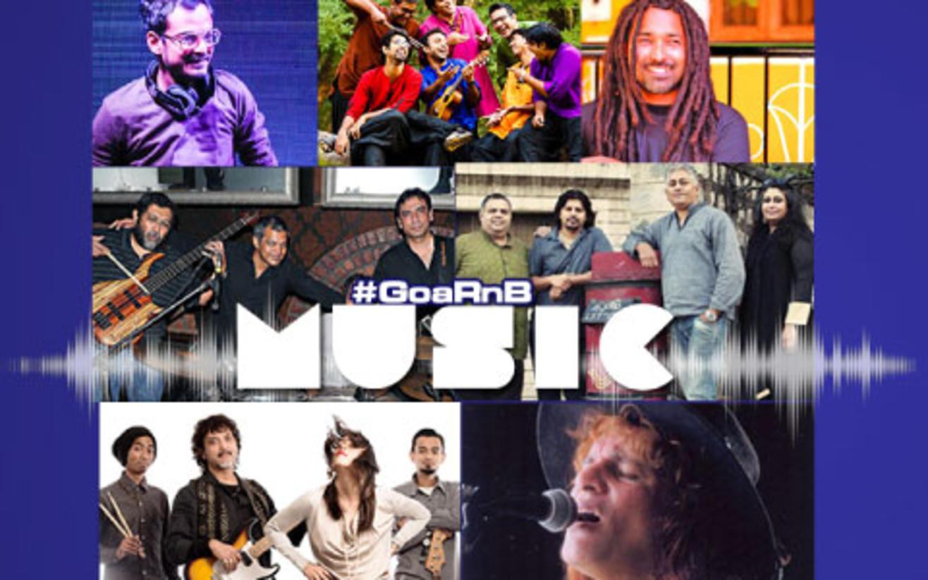 Goa Rhythm & Blues Music Festival 2015 [Goa RnB]