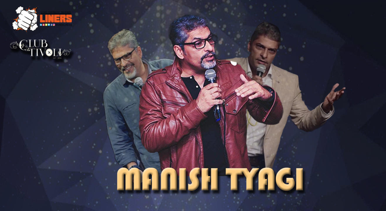 Punchliners: Standup Comedy Show ft. Manish Tyagi