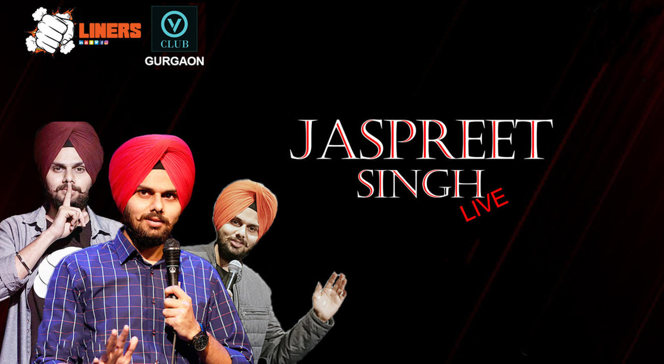 Punchliners: Standup Comedy Show ft. Jaspreet Singh in Gurgaon
