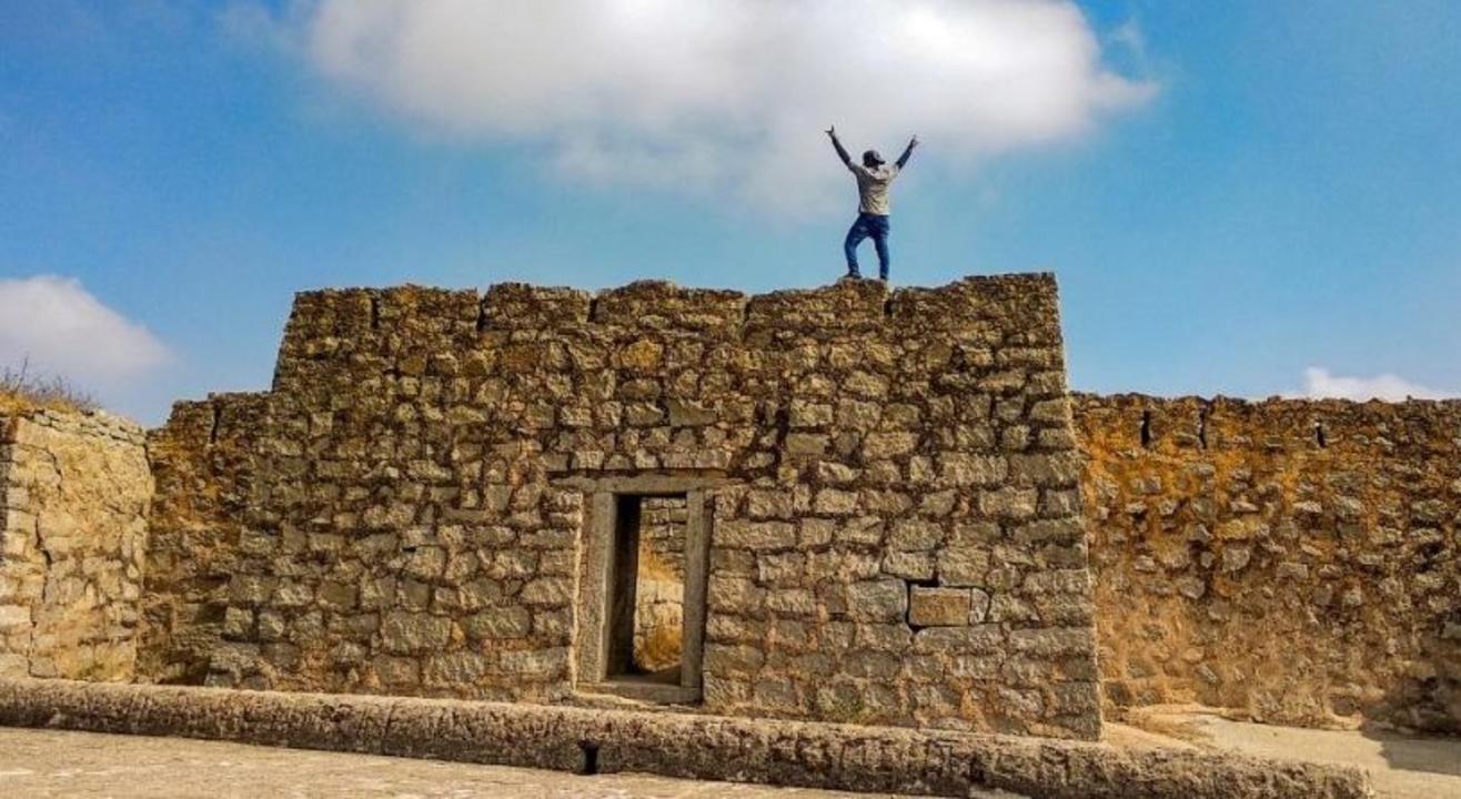 Madhugiri Fort Trek   Plan The Unplanned