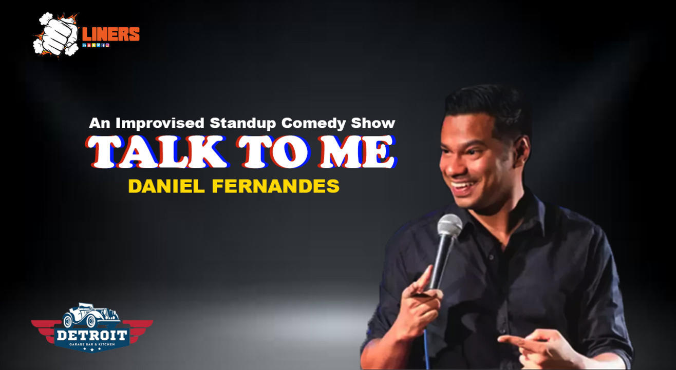 Punchliners Comedy Show Ft Daniel Fernandes Live