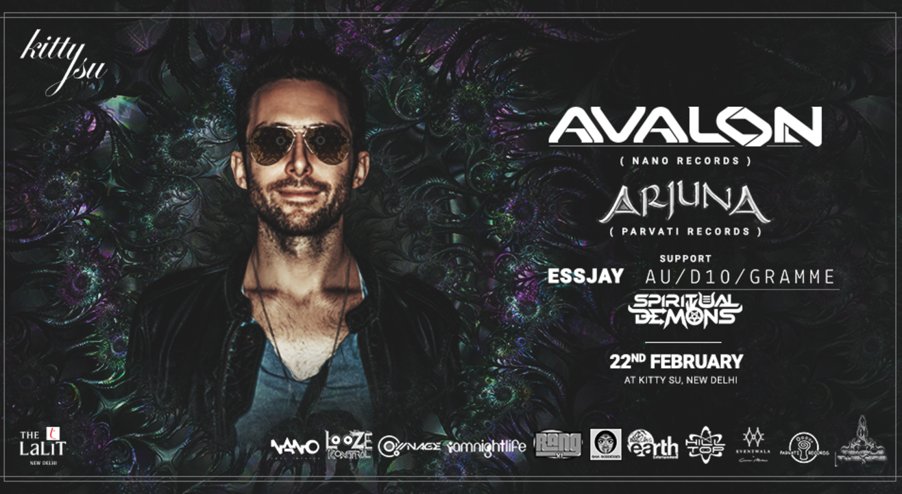 Avalon at Kitty Su Delhi