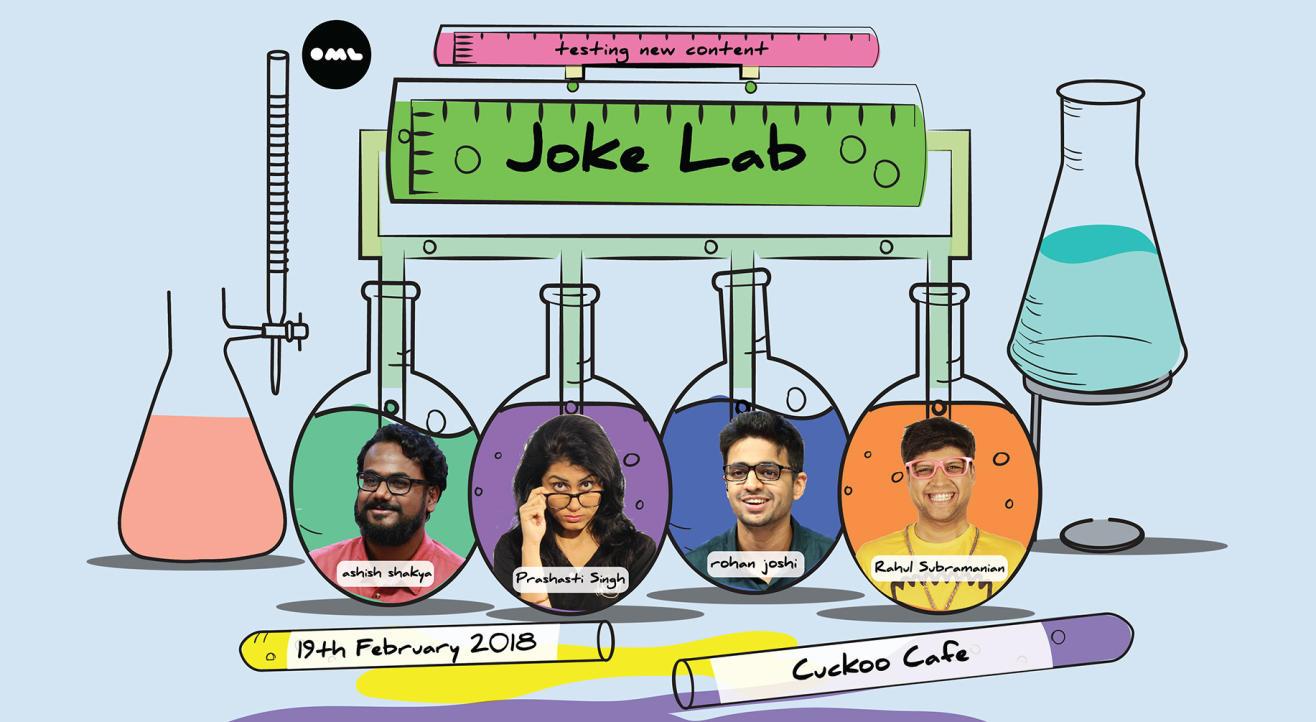 Joke Lab!