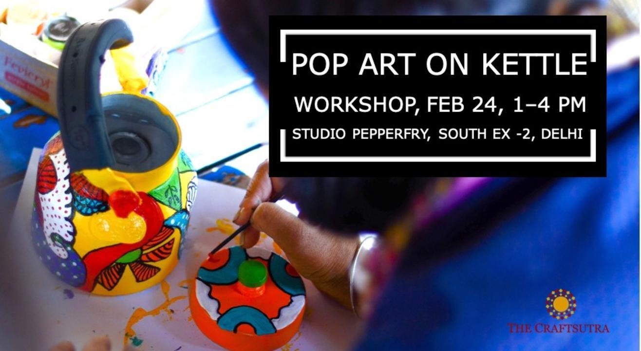 Kettle Painting Workshop