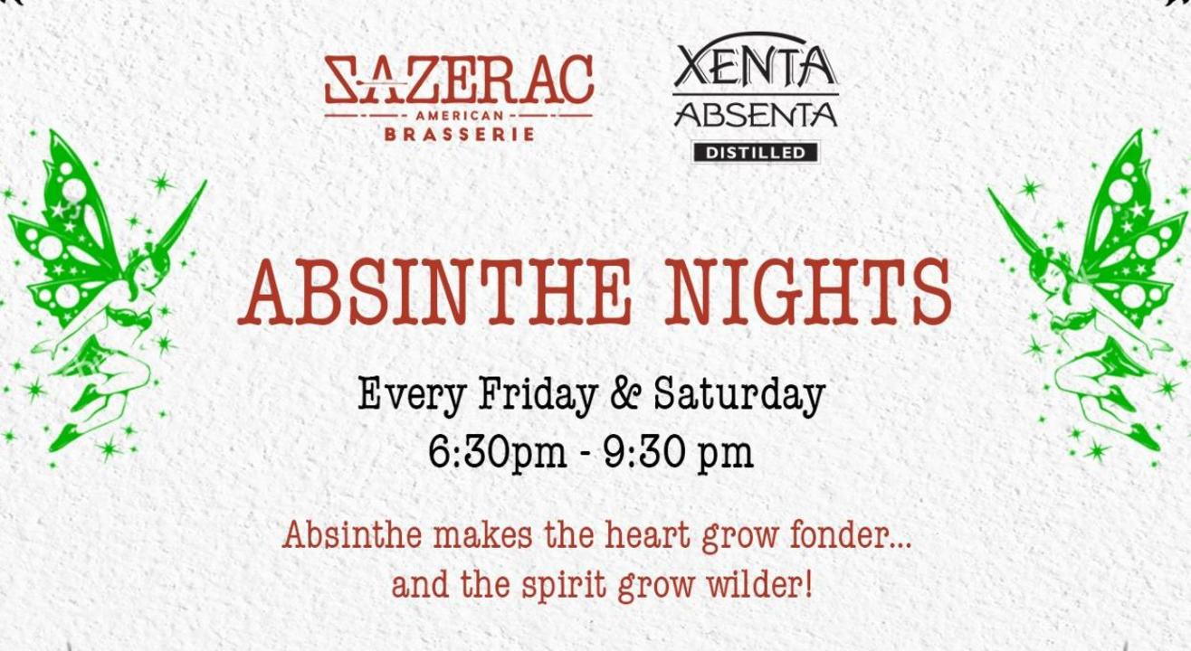 Absinthe Nights