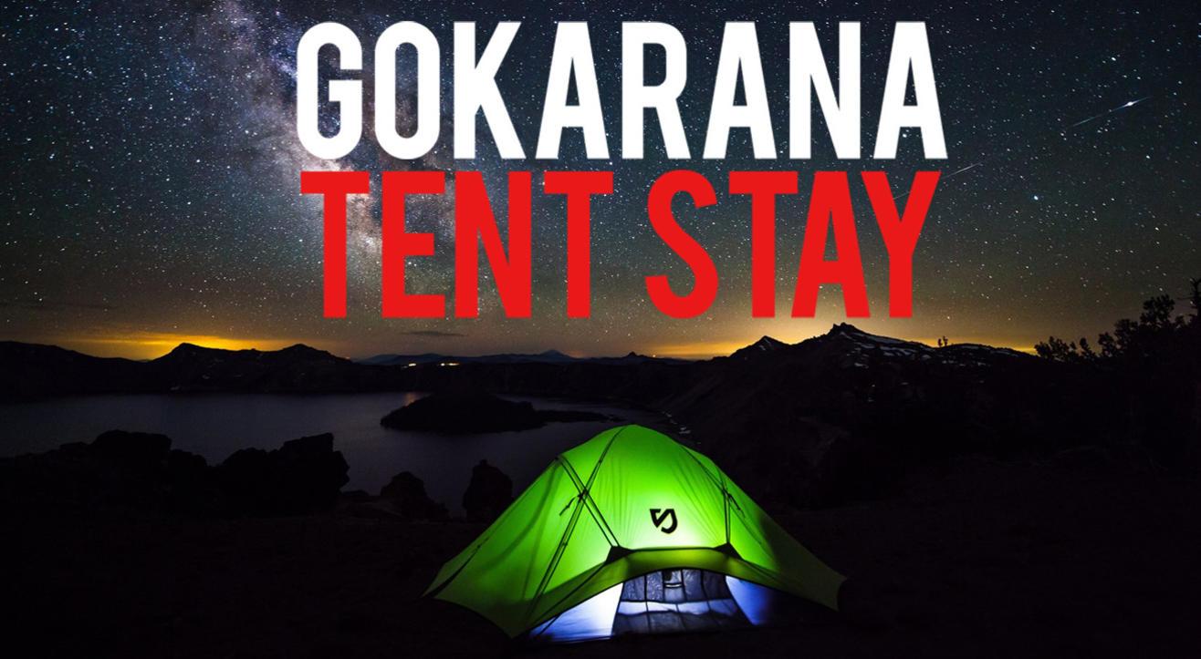 Gokarna Tent Stay On a Private Beach