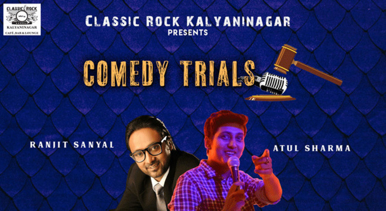 Comedy Trials Feat. Atul Sharma & Ranjit Sanyal