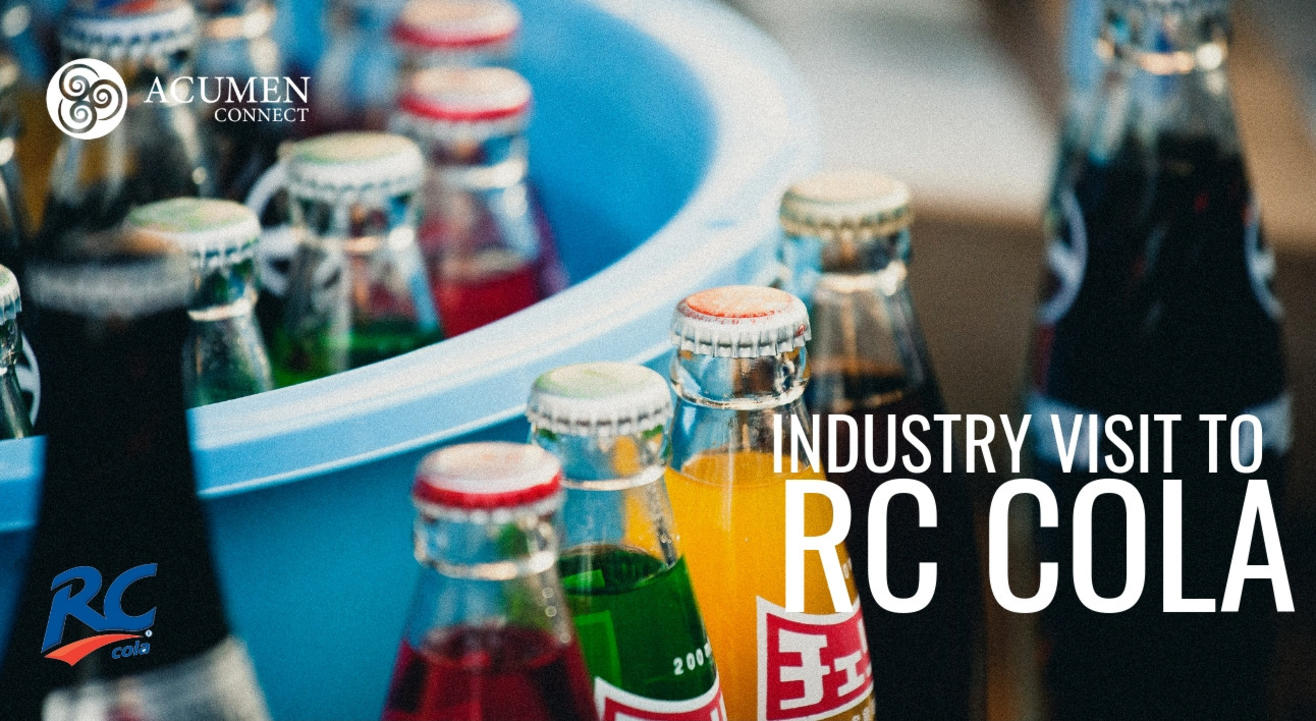RC Cola - Industry Connect Program