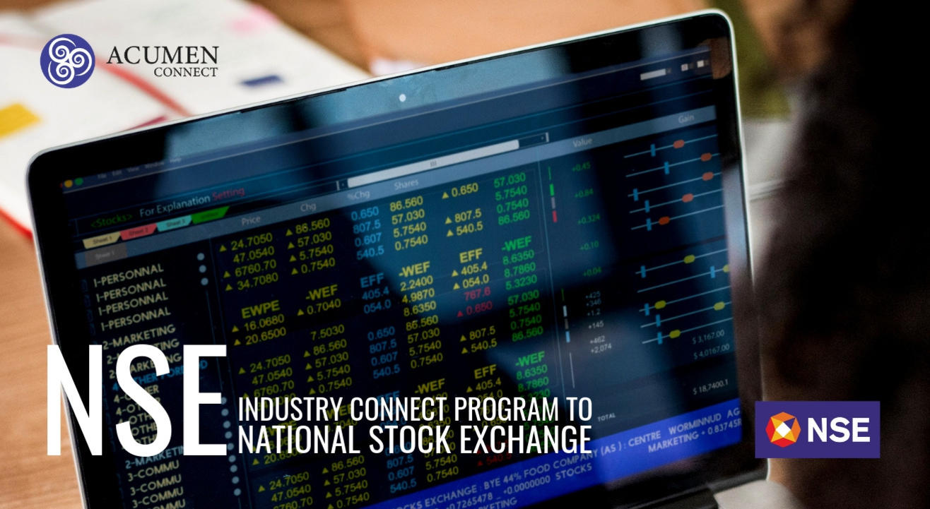 NSE | Industry Connect Program