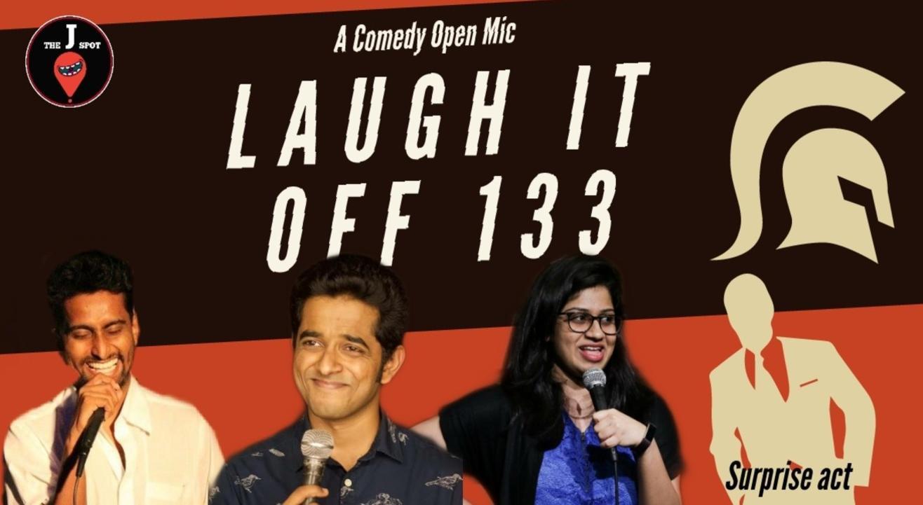 Laugh it off 133