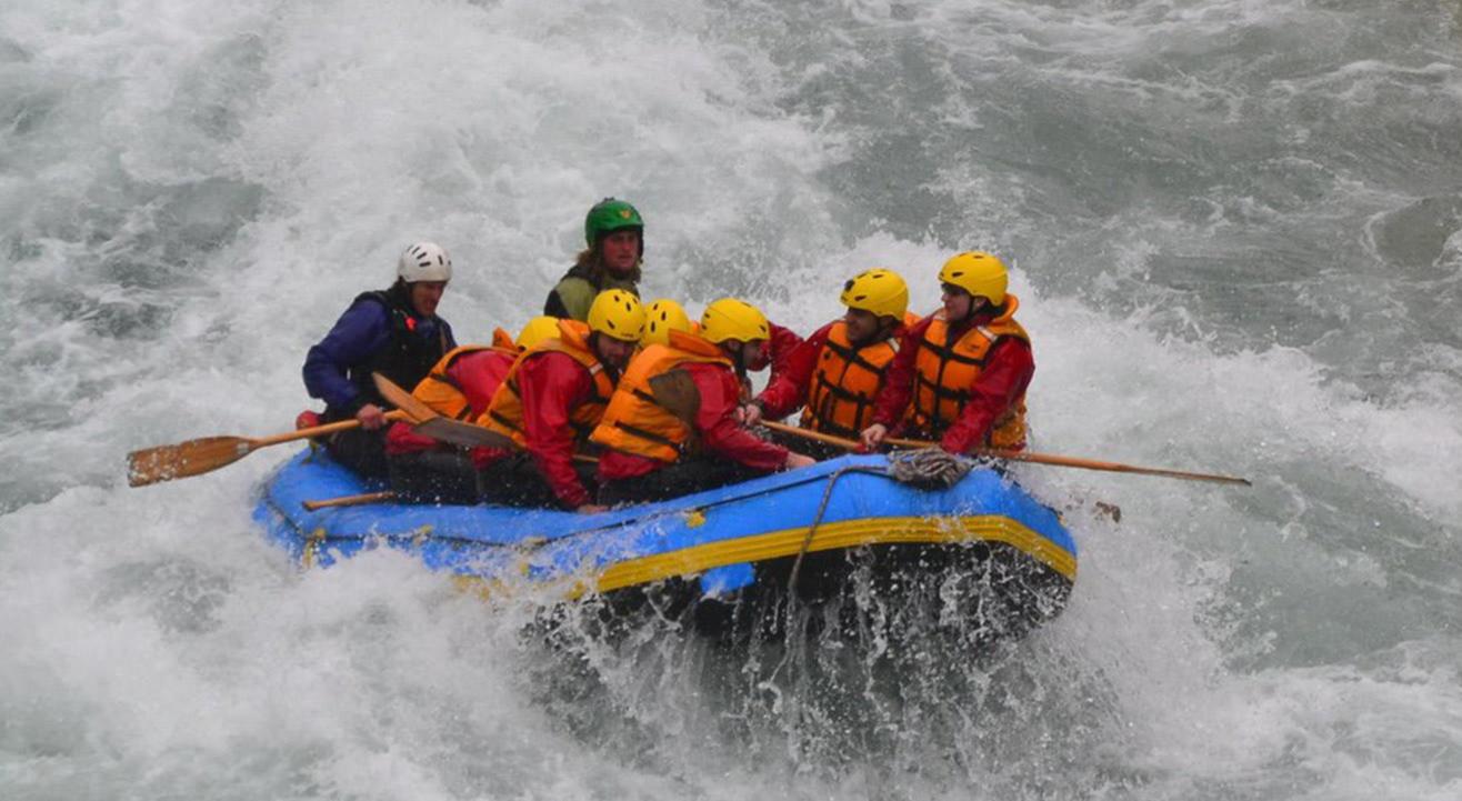 Kolad Overnight Stay and  River Rafting