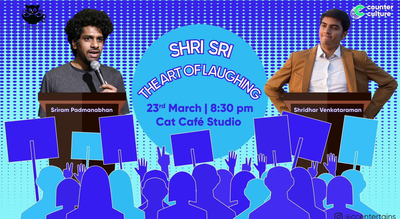 Shri Sri The Art Of Laughing  - A Political Satire Comedy Show