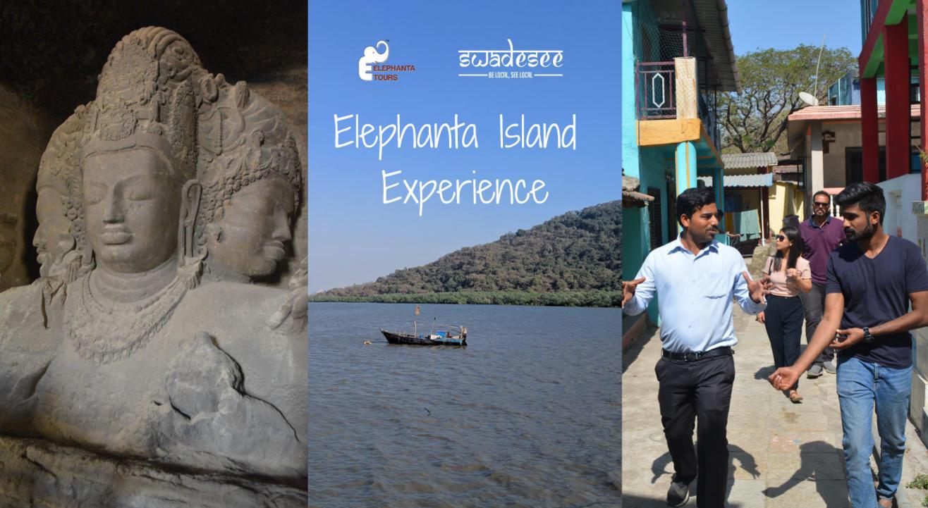 Elephanta Island Experience