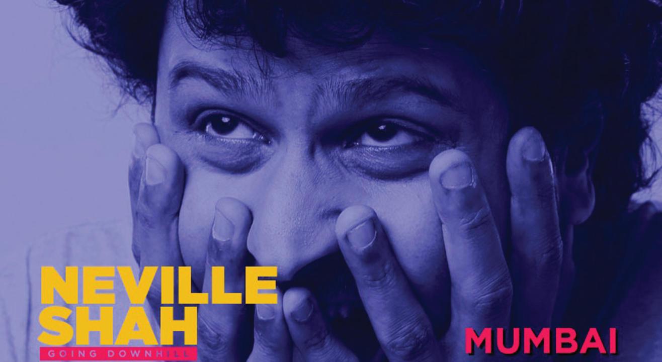 Neville Shah Live