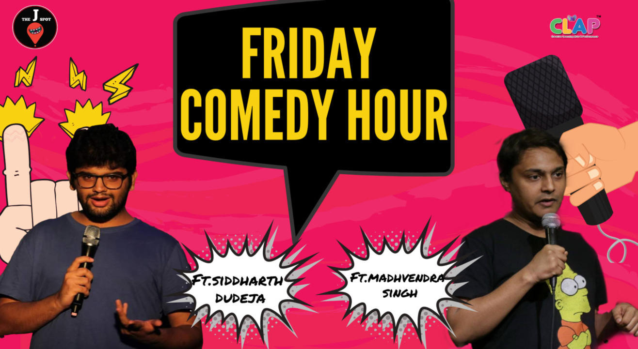 Friday Comedy Hour