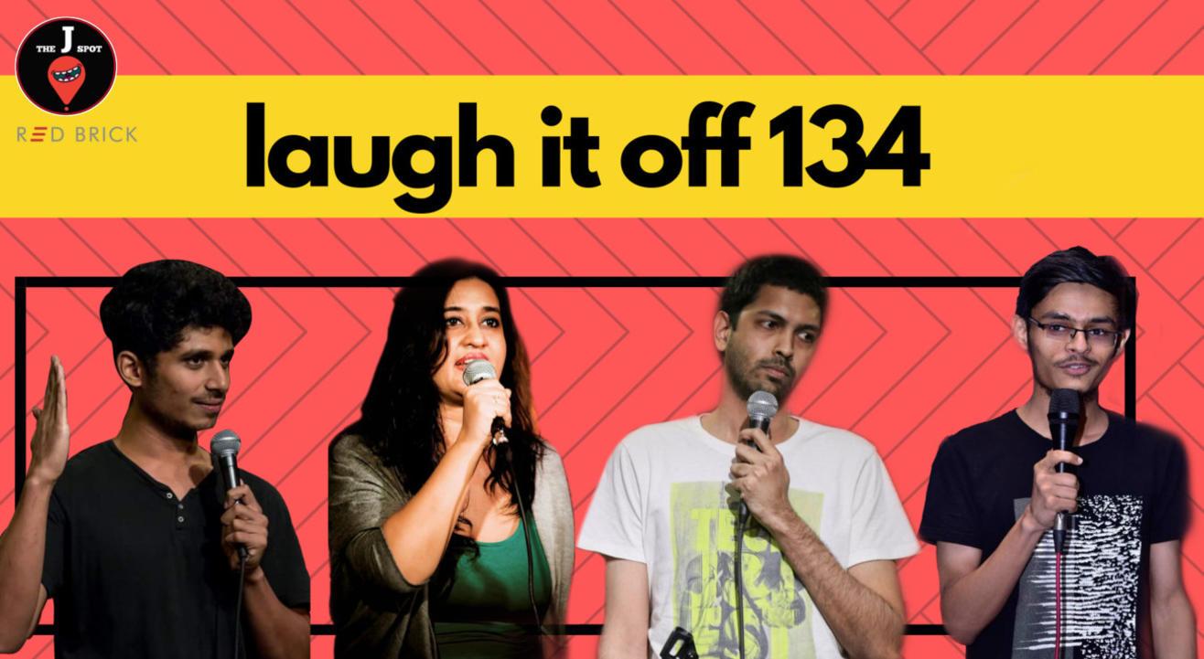 Laugh it off 134