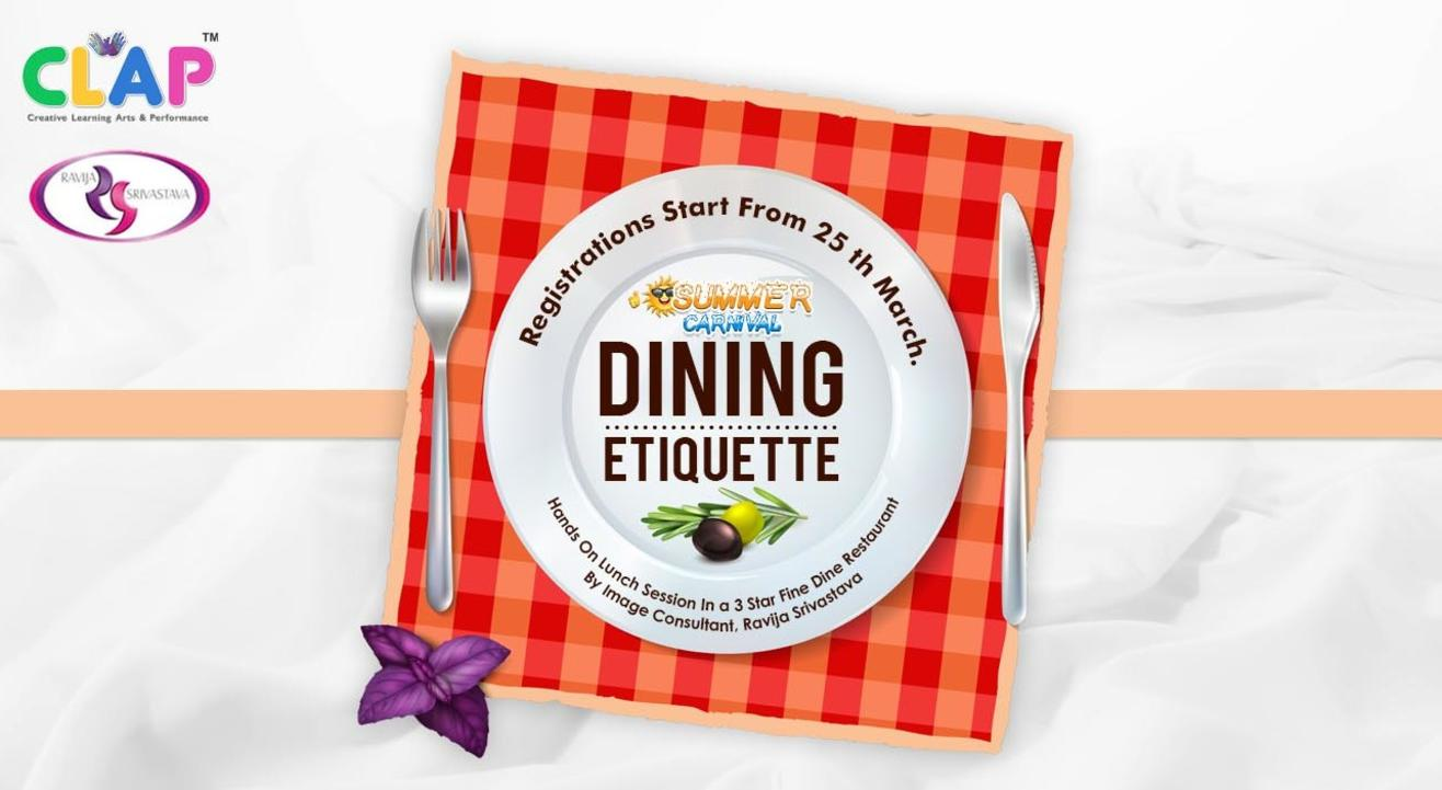 Dining Etiquette- Group A