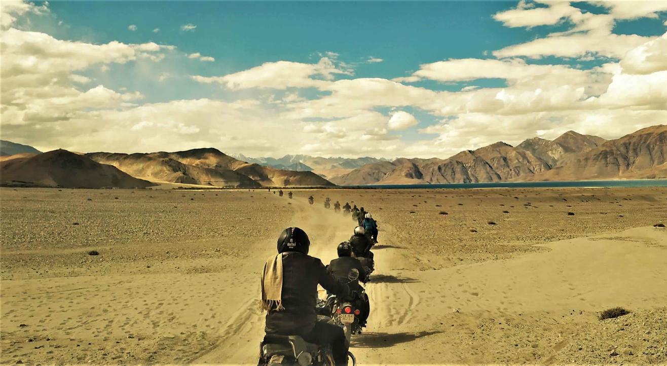 Ladakh Bike Trip | Hanle -Tsomoreri Standard