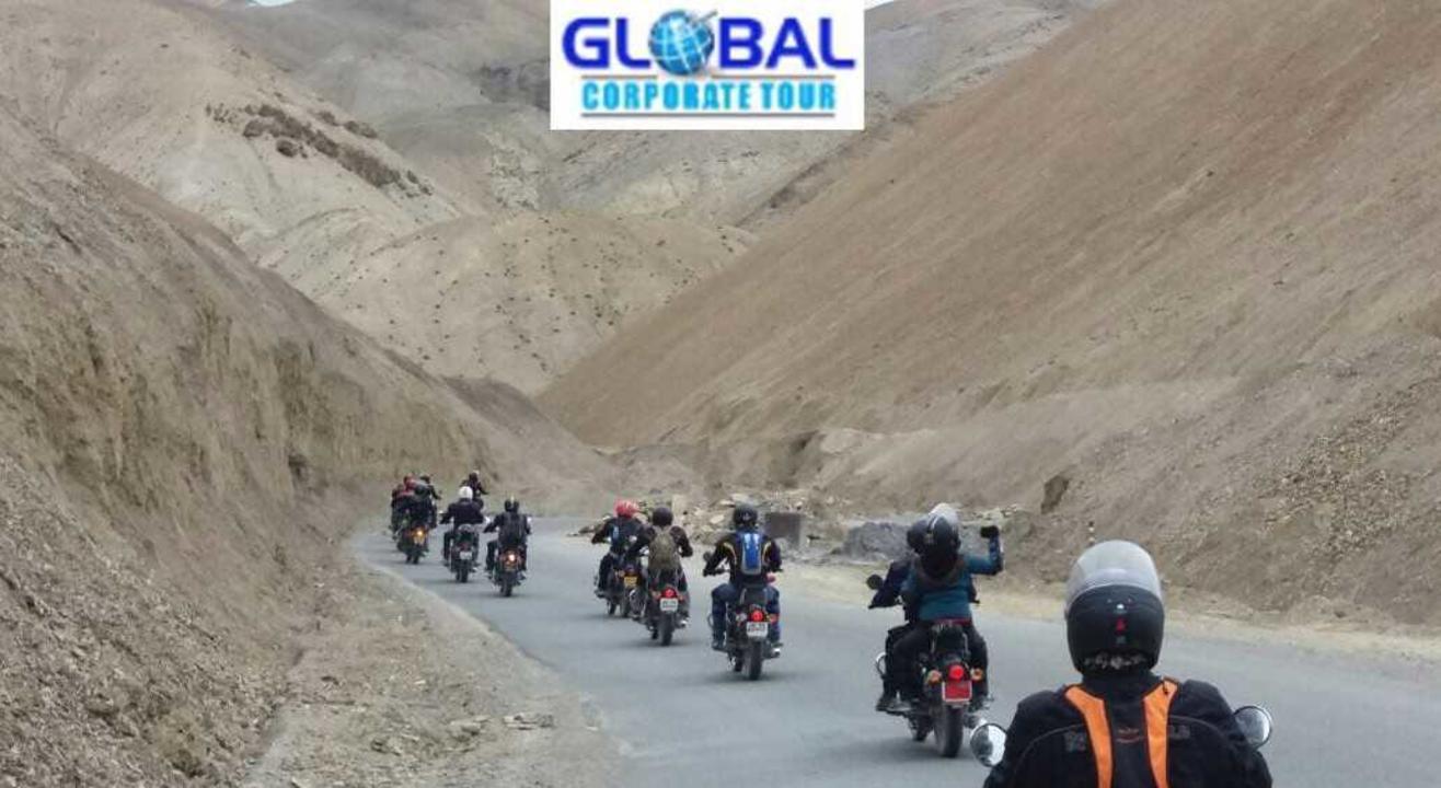 Ladakh Bike Trip   Hanle Tsomoreri Standard