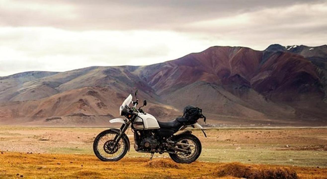 Ladakh Biking Trip | Hanle-Tsomoreri Himalyan Bike