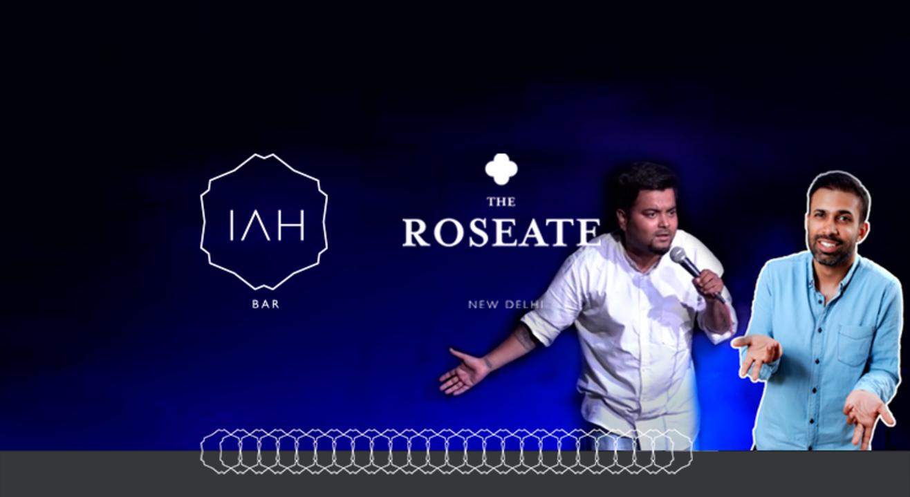 Comedy Night at IAH Bar