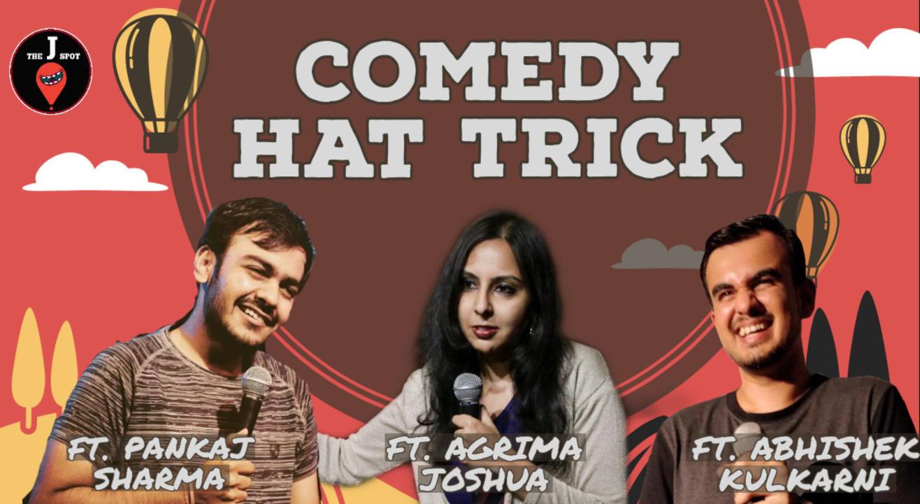 Comedy Hattrick