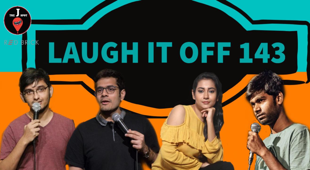 Laugh it off 143