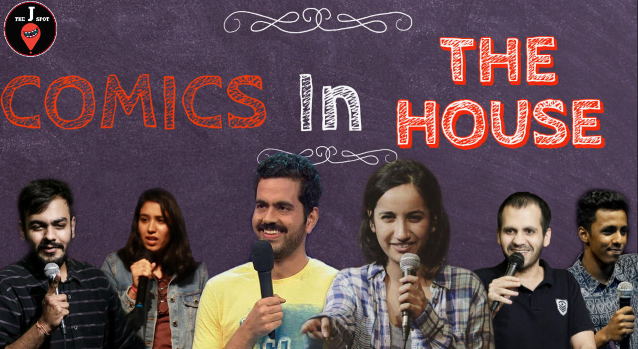 Comics in the House 29