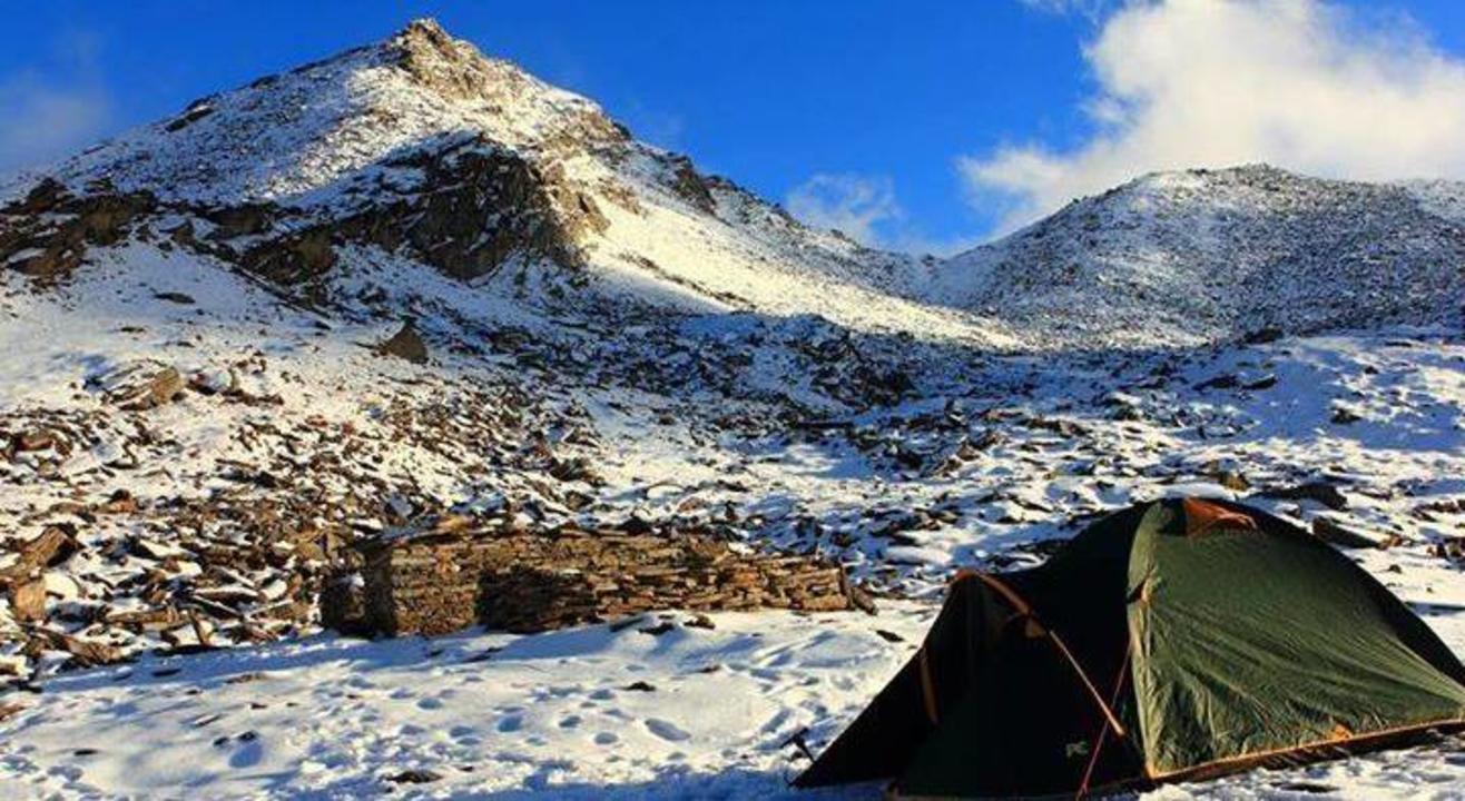 Pindari Glacier Trek | Safarnama