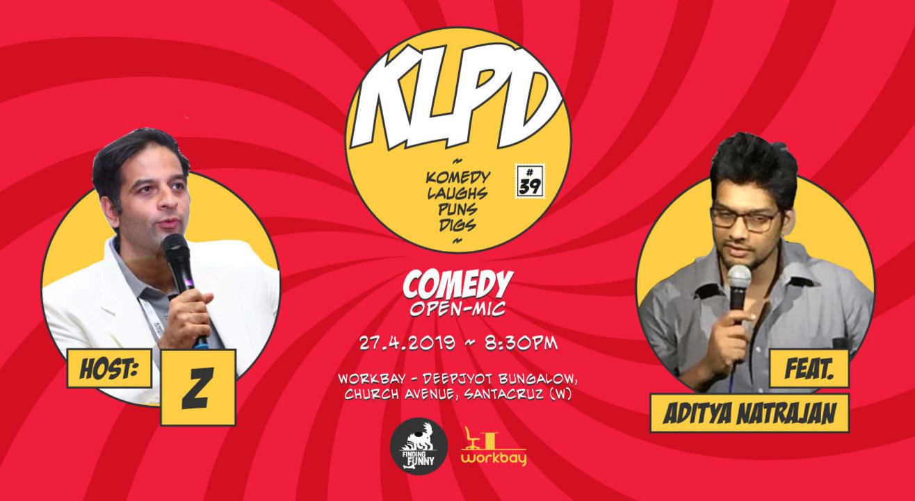 KLPD - Komedy, Laughs, Puns, Digs #39
