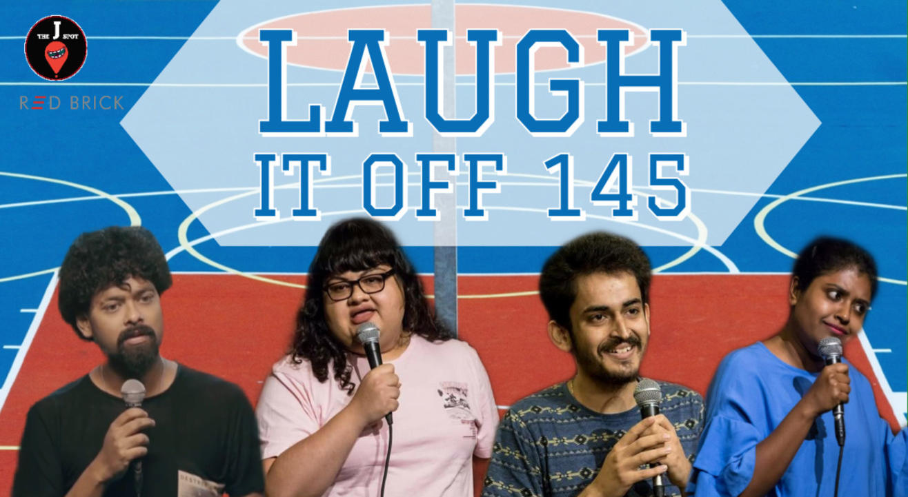 Laugh it off 145