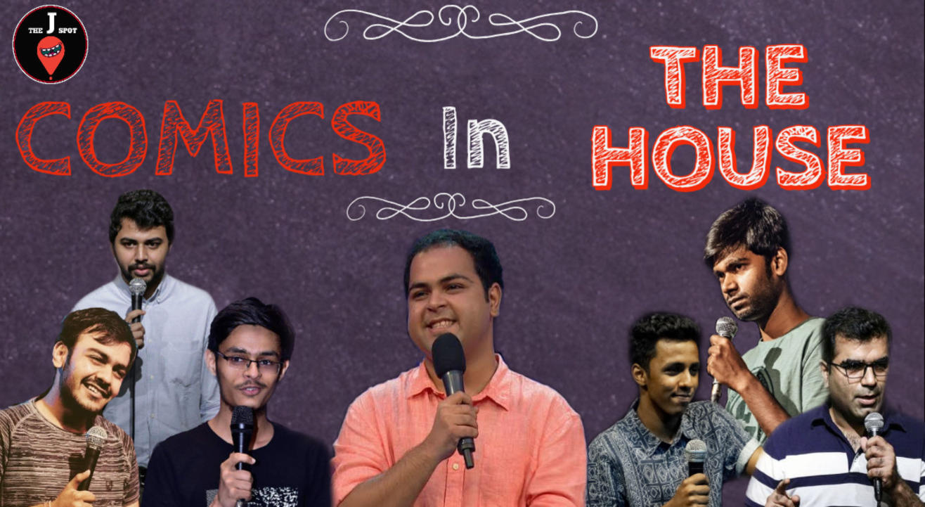 Comics in the House 30