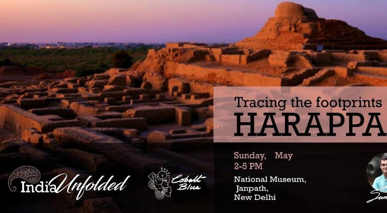 Tracing The Footprints : HARAPPA