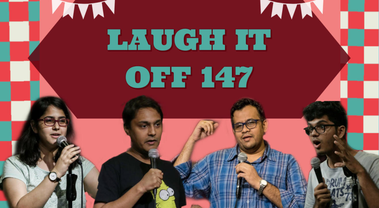 Laugh it off 147