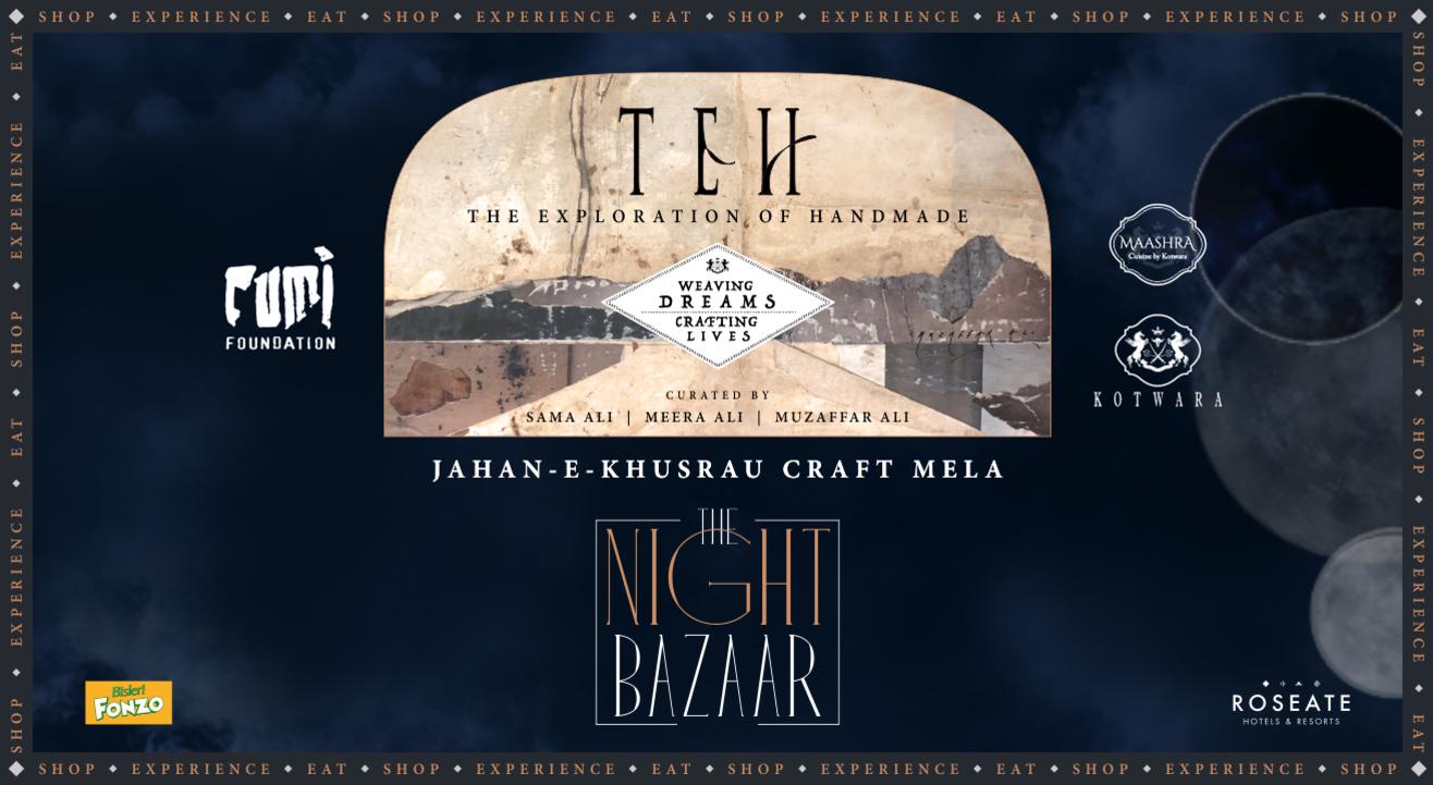 TEH, Jahan-e-Khusrau Night Bazaar