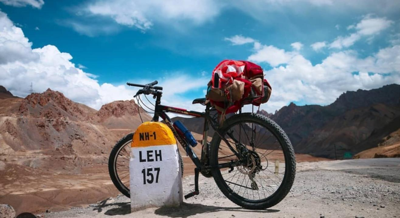 Mountain Cycling Expedition | Manali – Leh – Khardungla 2019