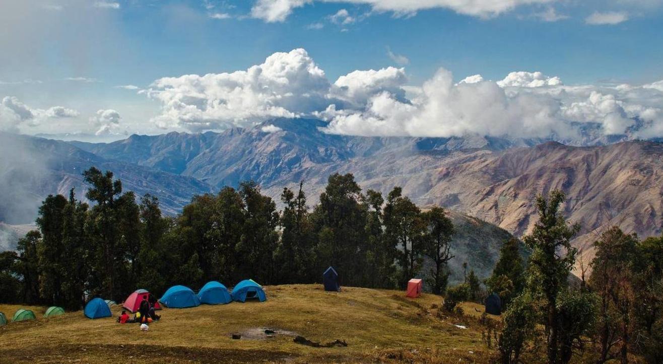 Nag Tibba Trek | Safarnama