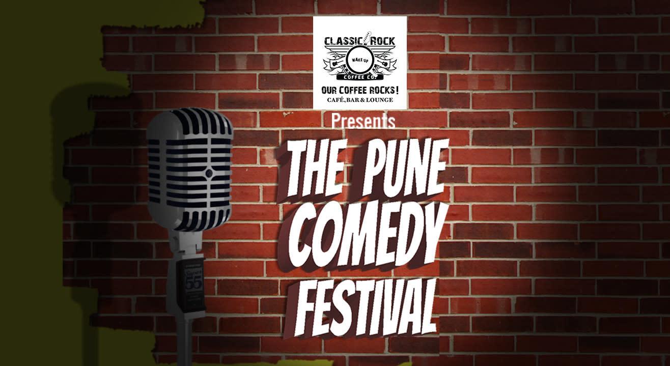 The Pune Comedy Festival Lite