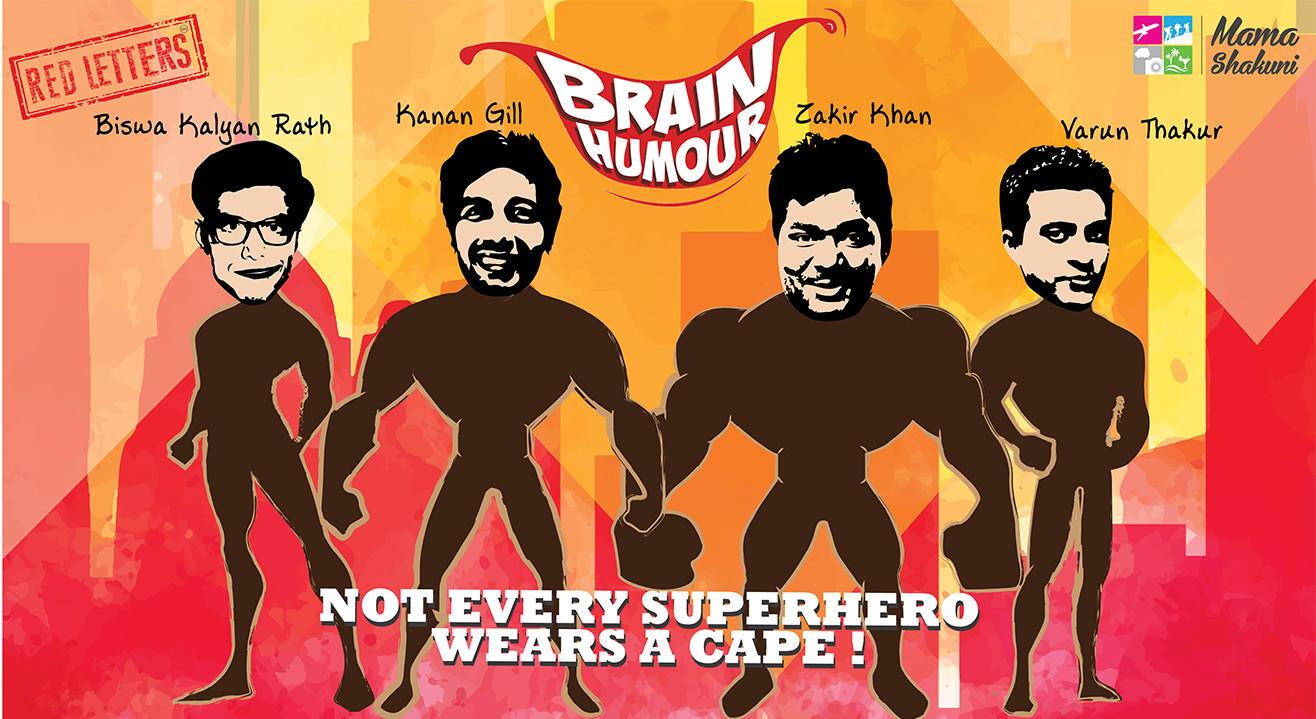 Brain Humour, Pune
