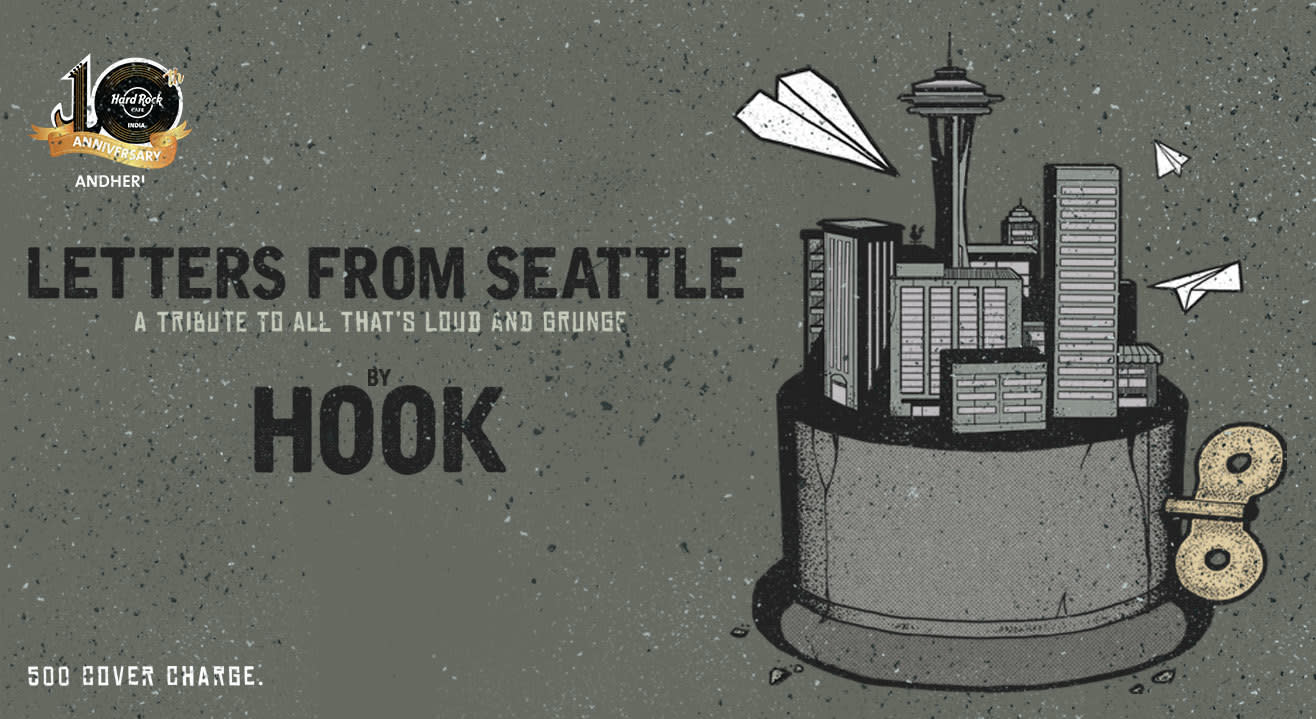 Letters From Seattle By Hook - Thursday Live!