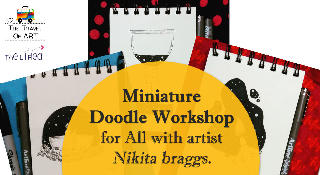 Miniature Doodle Art Workshop
