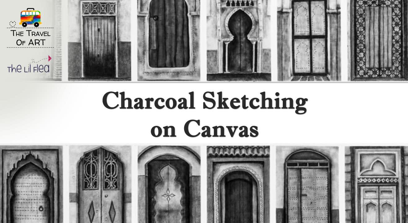A Workshop on Charcoal Art