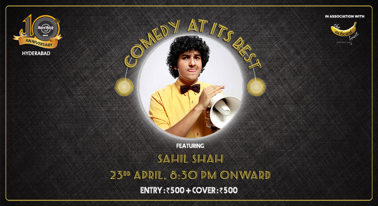 Comedy At Its Best feat. Sahil Shah
