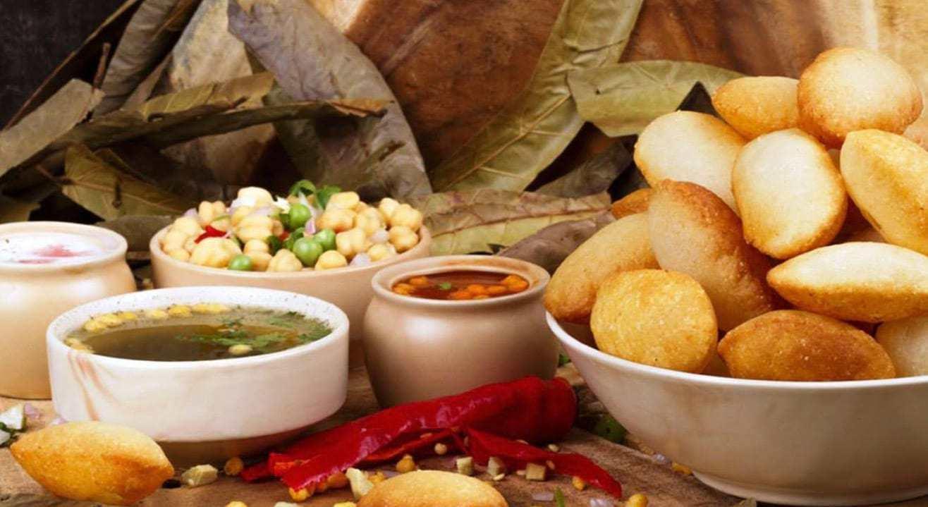 Purani Dilli Food Walk