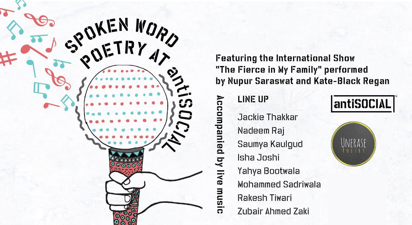 Spoken Words Poetry