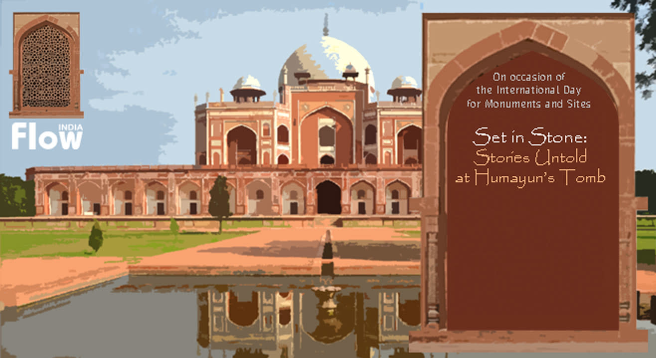 Set In Stone: Stories Untold at Humayun's Tomb