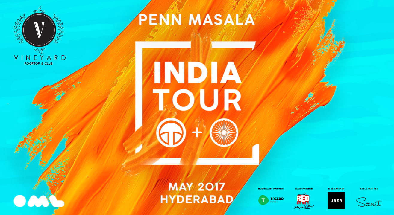 Penn Masala - The Yuva Tour, Hyderabad