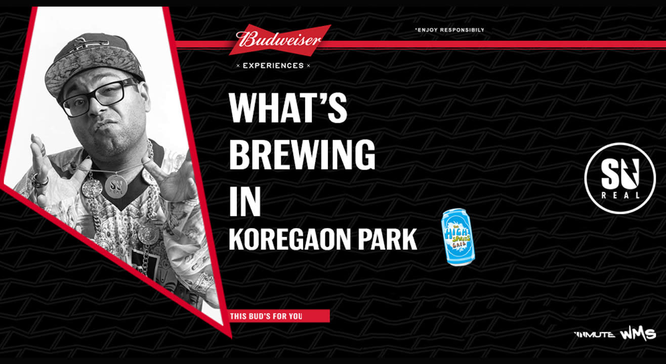 Budweiser | What's Brewing In Koregaon Park feat. Su Real
