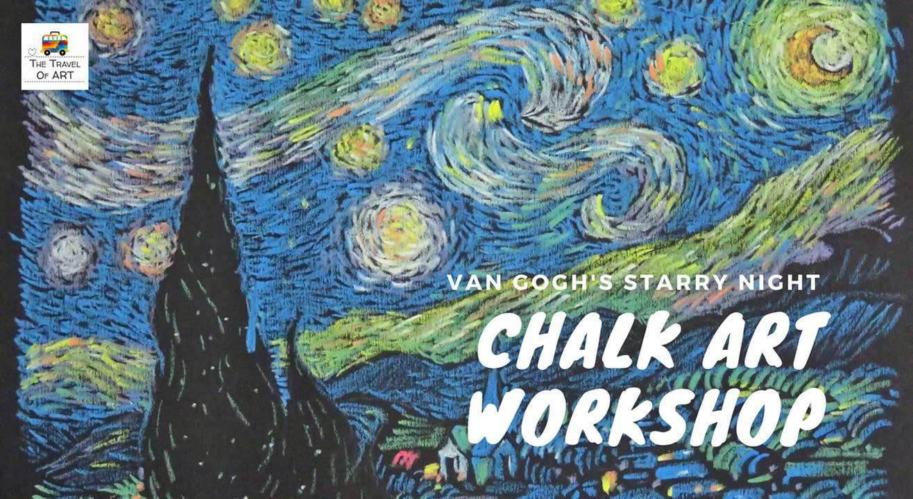 Chalk Art Workshop